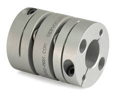 Zero-Backlash Coupling helps prevent positioning errors.