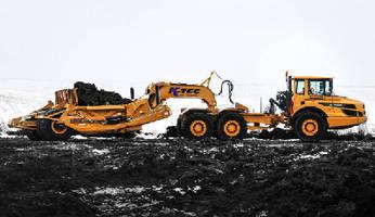 Earthmoving Scraper targets mass market.