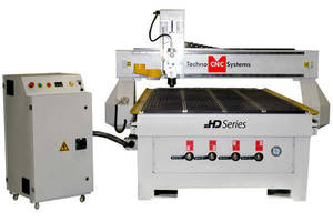 Affordable, Effective and Versatile CNC Router for Plastics, Wood, Signmaking, Foam and Fabrication