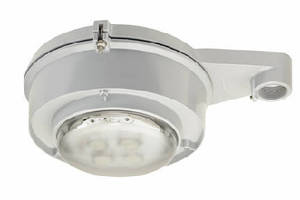 LED Luminaires feature 6 in. installed profile.
