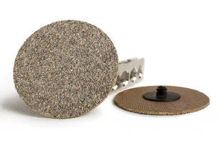 Abrasive Discs deburr, blend, and finish all metals.