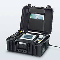 Modular Test Device checks health of surge-protection plugs.