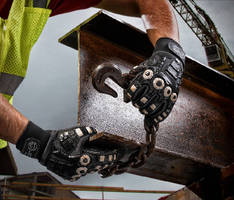 Heavy-Duty Glove offers 3 layers of protection.