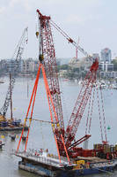 Hoist System positions heavy loads in crane applications.