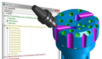 CAM Software offers optimized UI, milling functionality.