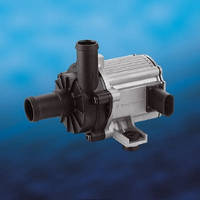 Thermal Coolant Pump supports variety of vehicle powertrains.