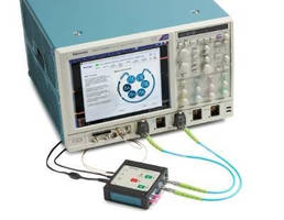 Software, Calibrator boost high-speed signal measurement accuracy.