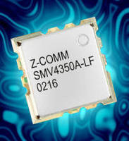 Low-Noise C-Band VCO comes in SUB-L package.
