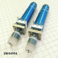 Potentiometer Switch offers dual control options.