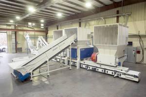 Vecoplan, LLC Christens New Test Lab