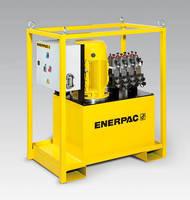 Split Flow Hydraulic Pumps serve multi-point lifting applications.