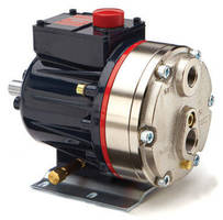 Sealless Pumps operate at up to 1,500 psi discharge pressure.