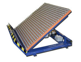 Verti-Lift Hydraulic Tilt Tables Enhance Ergonomics and Productivity