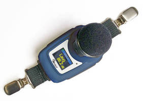 Cable-Free Noise Dosimeter helps prevent workplace hearing loss.