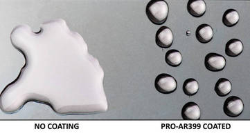 Anti-Reflection Coatings negate effects of tough environments.