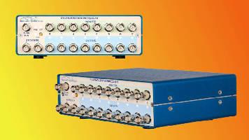 Waveform Playback Unit supports aerospace simulation testing.