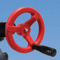 Butterfly Valve Handle Kits enable quick actuation.
