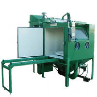 Blast Cabinets come in suction or pressure models.