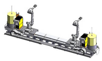 Medium Track Motion Platform provides modular flexibility.