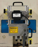 Remote Racking System fosters safe GE Type AMH breaker handling.