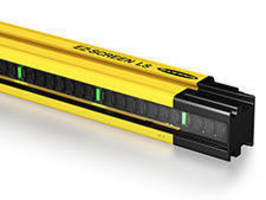 Safety Light Curtain features dual-scan technology.
