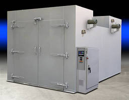 Large-Capacity Walk-in Ovens support 650°F max operation.