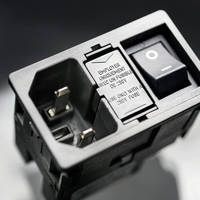Power Entry Module can be used in Protection Class II equipment.