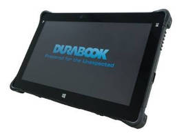 Rugged Tablet Computer meets military standards.