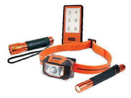Headlamp specifically targets electricians.