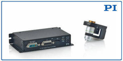 New High-Speed Piezo Z-Stage and Digital Controller Value Packages for Microscopy / Metrology, Released by PI