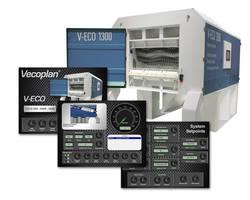 V-ECO Shredder Controls Optimized For North America