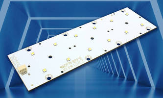 High-Brightness LED Module simplifies designs, manufacturing.
