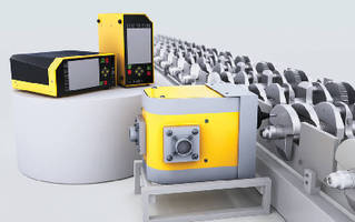 Inline Marking System provides industrial traceability.