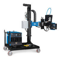 Submerged Arc Welding System features portable design.