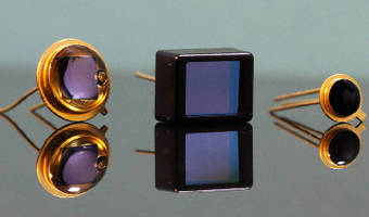 Photodetectors offer custom chip packaging.