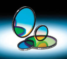 Fluorescence Bandpass Filters match common fluorophores.