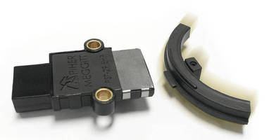 Touchless Variable Gap Sensor is immune to radial and axial play.
