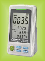 Particulate Meter monitors pollution in buildings.