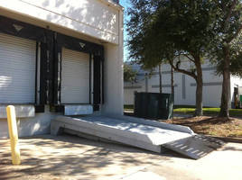 Leesburg Concrete Company Delivers Relocatable Precast Loading Dock Ramp