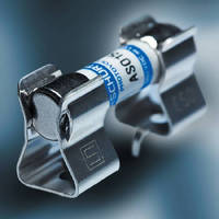 Heavy Duty Fuse Clip supports 10.3 mm diameter fuses.