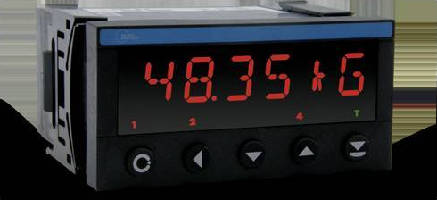 Strain Gage Monitors feature programmable design.