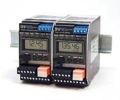 Alarm Trip features intrinsically safe field connections.