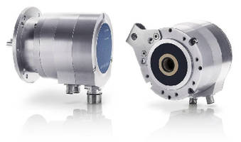 Harsh Environment Rotary Encoders feature Profinet interface.