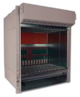 NEBS-Compliant 15U ATCA Chassis exceeds 400 W/slot capability.