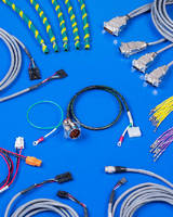 Assembly Services create custom cable and wire harnesses.