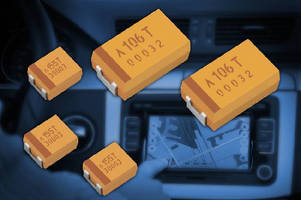 Polymer Chip Capacitors suit automotive applications.