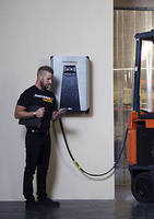 Intelligent Chargers support any material handling battery.