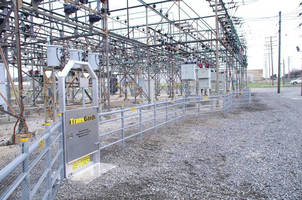 Newly Installed Fencing Protects Hanover Substation against Future Outages