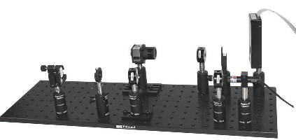 Adaptive Optics Kit corrects monochromatic aberrations.
