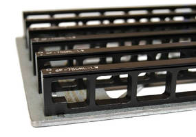 Strip Feeder Systems offer lightweight rail accessory.